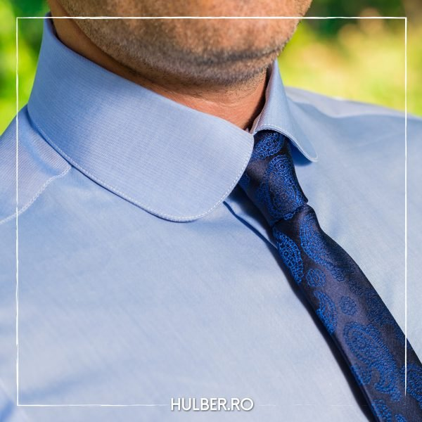 camasa-barbati-bleu-guler-rotund-2
