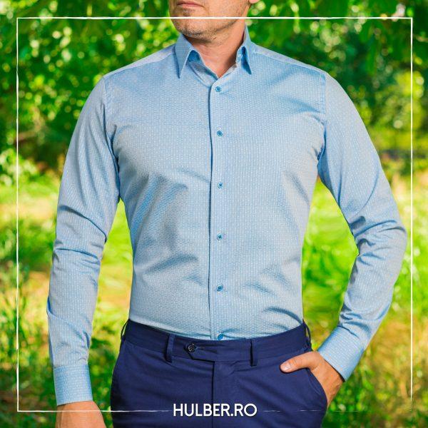camasa-barbati-bleu-turcoaz-1