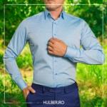 camasa-barbati-bleu-turcoaz