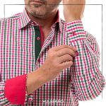camasa-barbati-carouri-roz-verzi-fenta-1