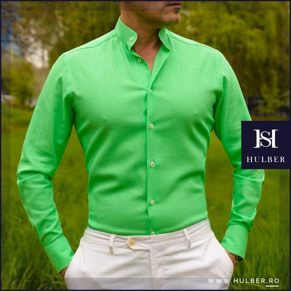 camasa-barbati-in-verde