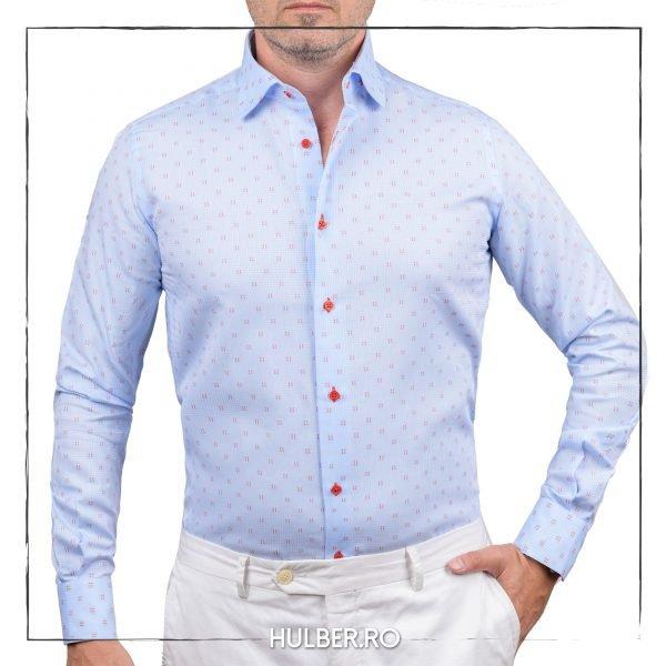 camasa-bleu-detalii-rosii