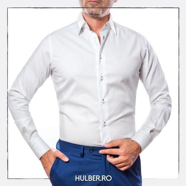 camasa-casual-alba-detalii-bleumarin