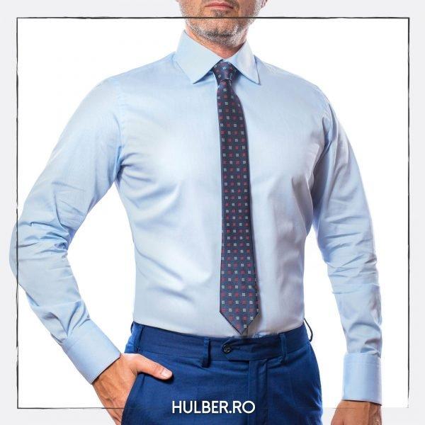 Camasa barbati bleu