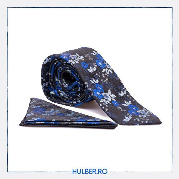 cravata-bleumarin-flori-2