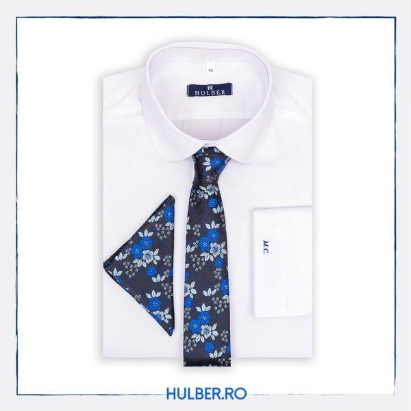 cravata-bleumarin-flori