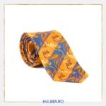 cravata-dungi-albastru-portocaliu-2