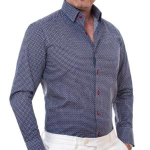 camasa imprimata barbati