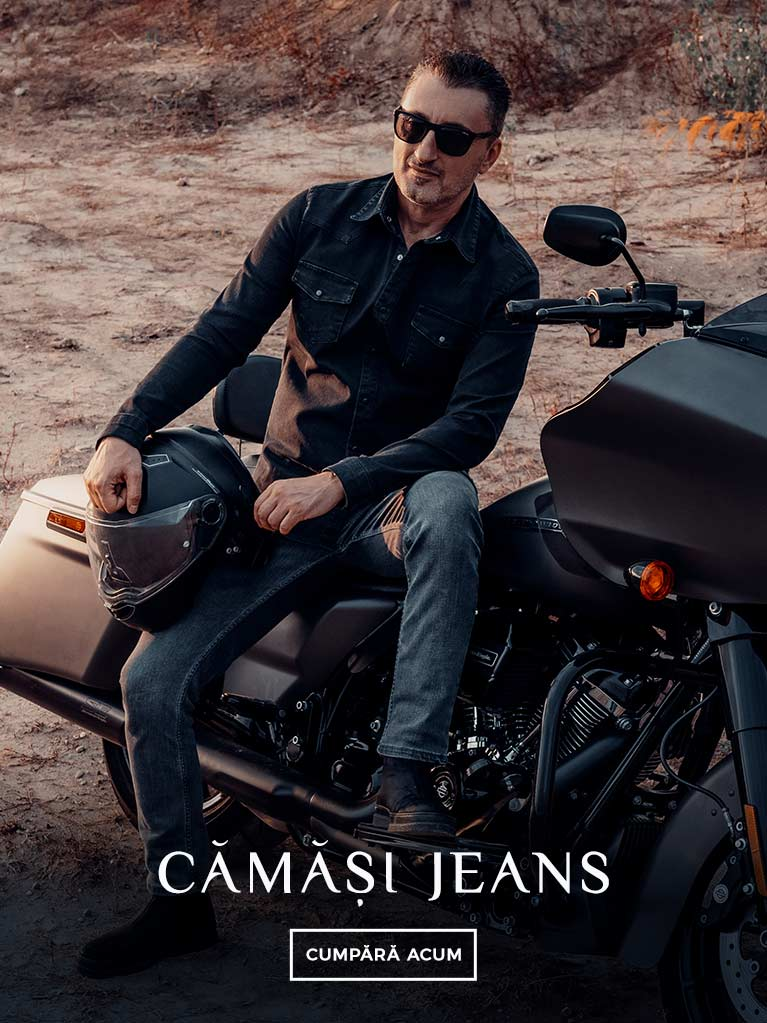 Camasi Jeans