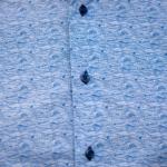 tesatura camasa bleu